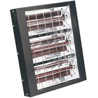 INFRARED QUARTZ HEATER - WALL MOUNTING 4500w/230v
