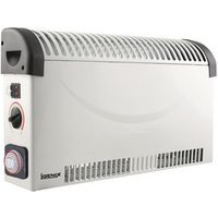 IGENIX 2KW CONVECTOR HEATER WITH THERMOSTAT AND TIMER