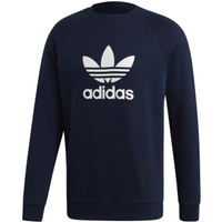 adidas Trefoil Sweatershirt Navy Heren