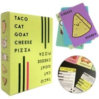 'Taco Cat Goat Cheese Pizza