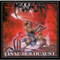 Massacra Final holocaust CD standard (9984062)