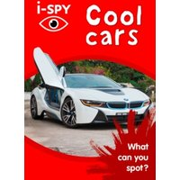 'I-spy Cool Cars : What Can You Spot?
