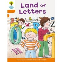 'Oxford Reading Tree Biff, Chip And Kipper Stories Decode And Develop: Level 6: Land Of Letters
