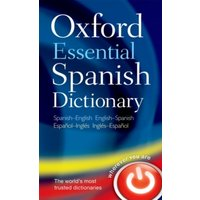 Oxford Essential Spanish Dictionary by Varios Autores