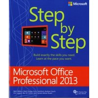 'Microsoft Office Professional 2013 Step By Step