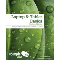 'Laptop & Tablet Basics Windows 8 Edition In Simple Steps