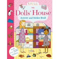 'My Dolls' House Activity And Sticker Book