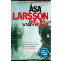 'Until Thy Wrath Be Past : Rebecka Martinsson: Arctic Murders - Now A Major Tv Series