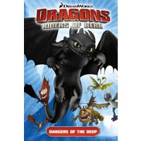 'Dreamworks' Dragons : Dangers Of The Deep (how To Train Your Dragon Tv) Volume 2