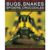 'Explore The Deadly World Of Bugs, Snakes, Spiders, Crocodiles : And Hundreds Of Other Amazing Reptiles And Insects
