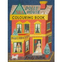 'The Dolls' House Colouring Book