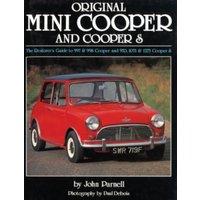 'Original Mini Cooper : The Restorer's Guide To 997 & 998 Cooper And 970,1071 & 1275 Cooper S