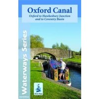'Oxford Canal Map : Oxford To Hawkesbury Junction And To Coventry Basin