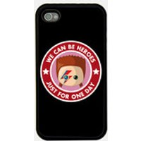 bowie heores case iphone 4 / 4s