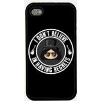 regrets slash case iphone 4 / 4s