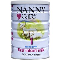 NANNYcare First Infant Milk 400g 6 tubs