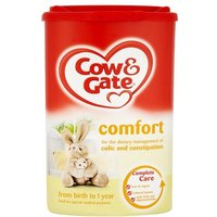 Cow & Gate Comfort Milk 800g 4 tubs