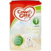 Cow & Gate 1 First Infant Baby Milk 800g 6 tubs
