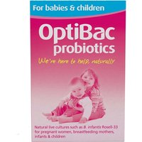 Optibac Probiotics For Babies & Children 10 Sachets 30 sachets