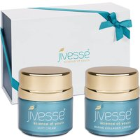 Jivesse Marine Collagen Cream & Soft Cream Limited Edition Gift Set 1 gift set