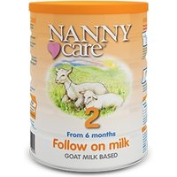 NANNYcare Follow On Milk 900g 6 tubs