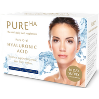 PureHA Pure Oral Hyaluronic Acid 30 days supply