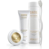 WhiteWash Nano Whitening Kit with Expanding Floss 1 kit
