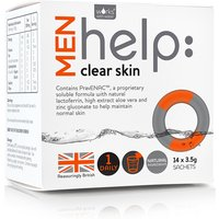 help clear skin MEN 14 sachets pack