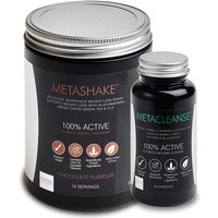 Metacleanse Detox & Metashake Weight Loss Shake 1 bundle