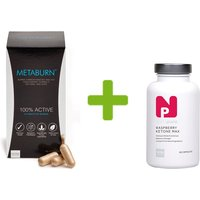 Metaburn & Raspberry Ketone Max 1 bundle