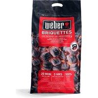 Weber Charcoal briquettes 8kg.