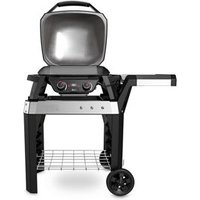 Weber Pulse 2000 with cart Electric Barbecue.