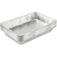 Weber Large Barbecue drip pan Pack of 10.