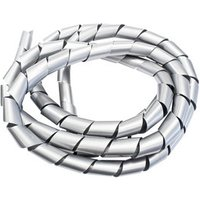 BandQ White 16mm Cable wrap  (L)1m