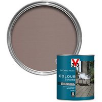 V33 Colour guard Matt light silver Decking paint  2.5L