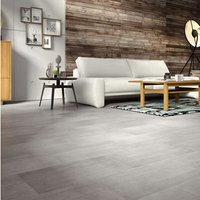Colours Leggiero Grey Concrete effect Laminate flooring  1.72m² Pack