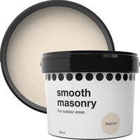 Magnolia Smooth Matt Masonry paint  10L