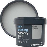 GoodHome Self-cleaning Oklahoma Smooth Matt Masonry paint  1