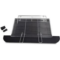 Nordend Black Charcoal Barbecue.