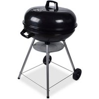 Russel Black Charcoal Barbecue.