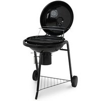 Blooma Rockwell Black Charcoal Barbecue.