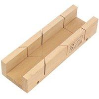 Wood Mitre box.