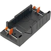 Magnusson Plastic & steel Mitre box.