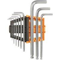 Magnusson 9 piece Hex key Set.