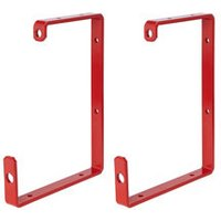 Mac Allister Ladder storage hook Pack of 2.