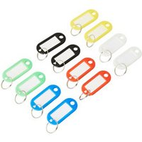 Key tag holder Pack of 12.