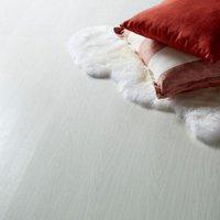 GoodHome Ballarat White Oak effect Laminate flooring  2.467m² Pack