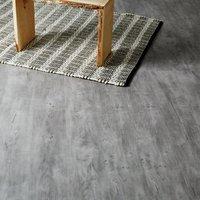 GoodHome Caloundra Grey Oak effect Laminate flooring  2.467m² Pack