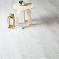 GoodHome Macquarie White Pine effect Laminate flooring  2.467m² Pack
