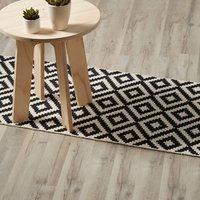 GoodHome Ballapur Grey Oak effect Laminate flooring  2m² Pack